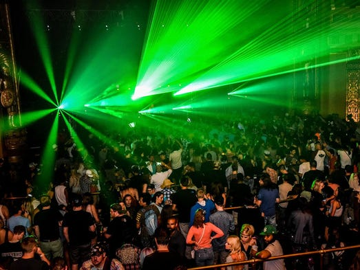 The Movement Electronic Music Festival after parties