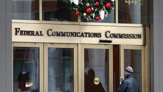 The Federal Communications Commission has cleared the way for a single company to own half of the top television stations in a market along with multiple radio stations and the local newspaper.