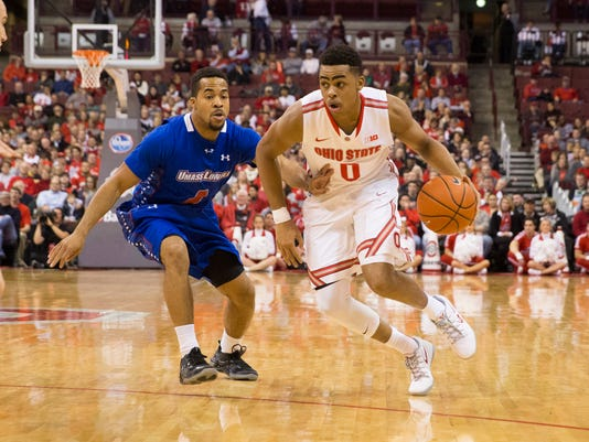 NCAA Basketball: Massachusetts Lowell at Ohio State