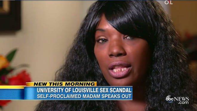 Katina Powell speaks to ABC News