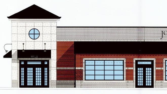 Jonathan's Grille hopes to have its recently approved 7,000-square-foot restaurant on Indian Lake Boulevard in Hendersonville open in February 2018.