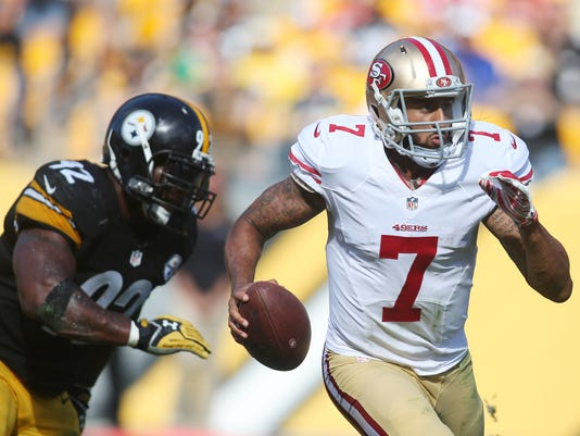 NFL: San Francisco 49ers at Pittsburgh Steelers