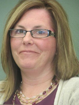 After spending a year as interim administrator, Julie Vonderhaar has been named Fairfield Township's permanent administrator.