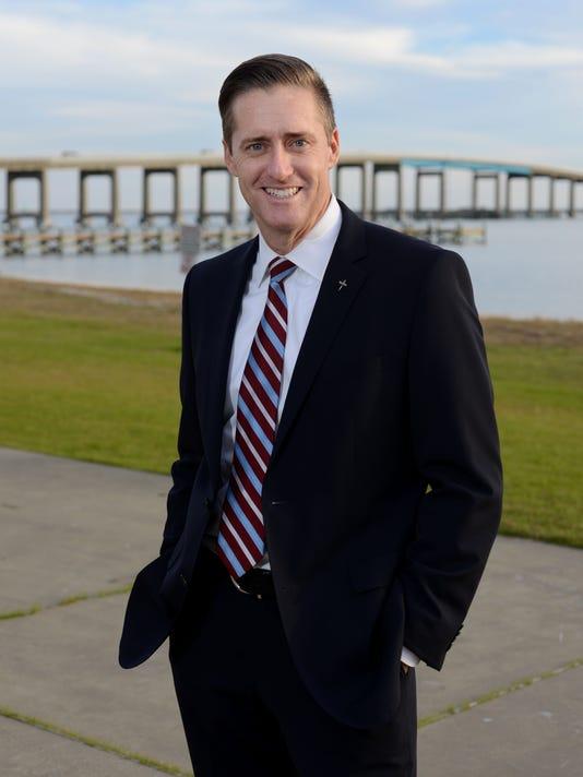 Rob Williamson, Santa Rosa County Commissioner, District 4