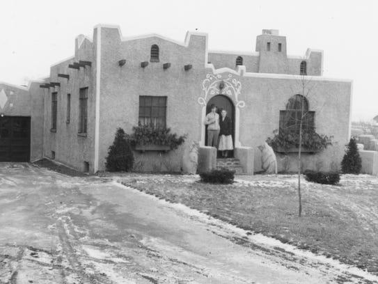The Gottlieb Dieke 1930s house on Old Windsor Road