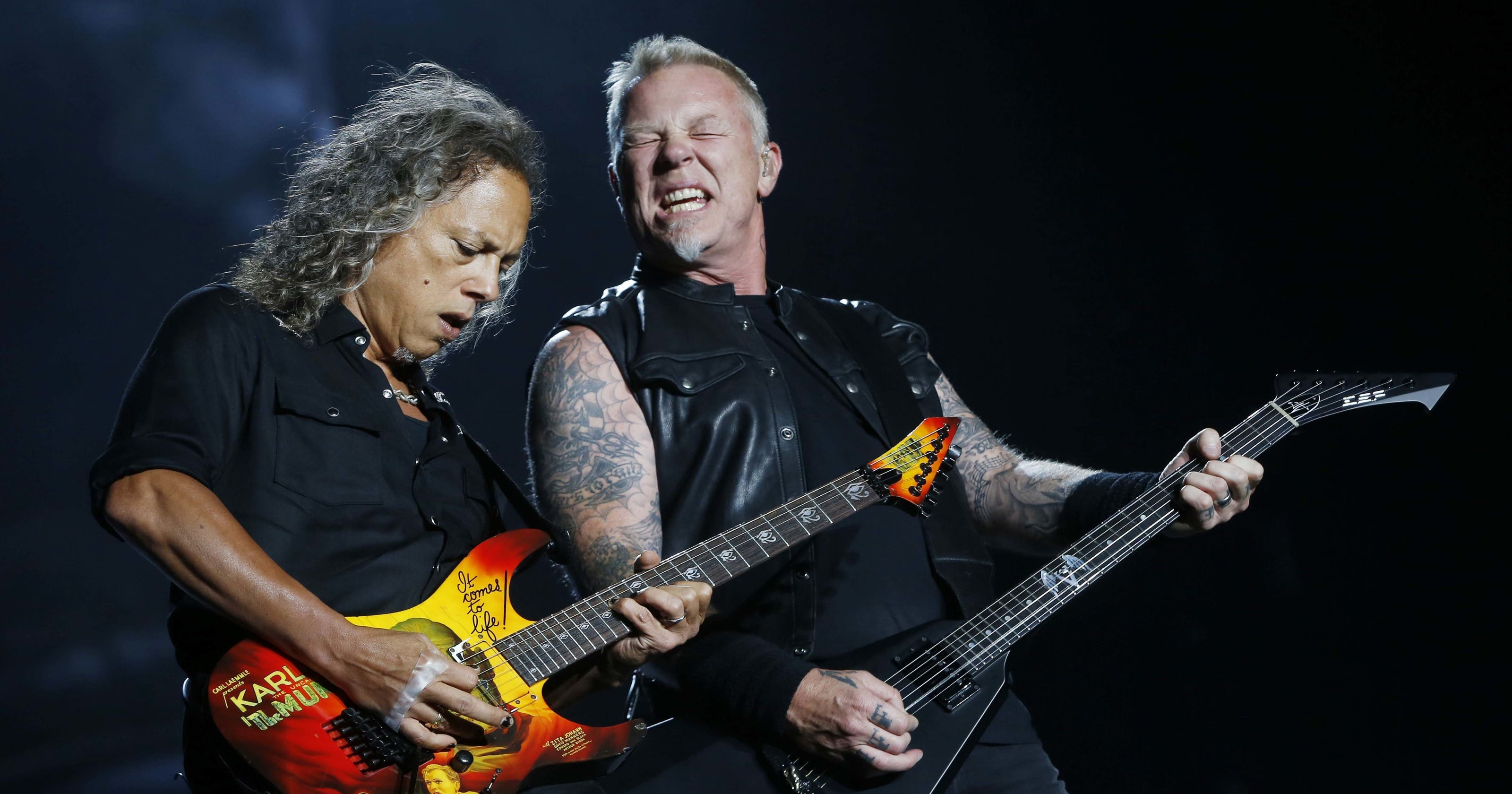 Metallica's WorldWired Tour coming to Cincinnati's U S  Bank