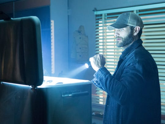 """Fort Myers High graduate Alan Powell appears in a scene on the ABC series """"Quantico."""""""
