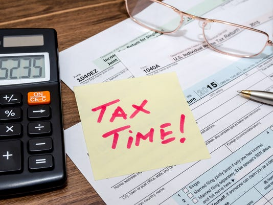 Tax filing deadline