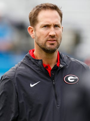 Former Georgia offensive coordinator Brian Schottenheimer will replace Clyde Christensen as Colts quarterbacks coach.