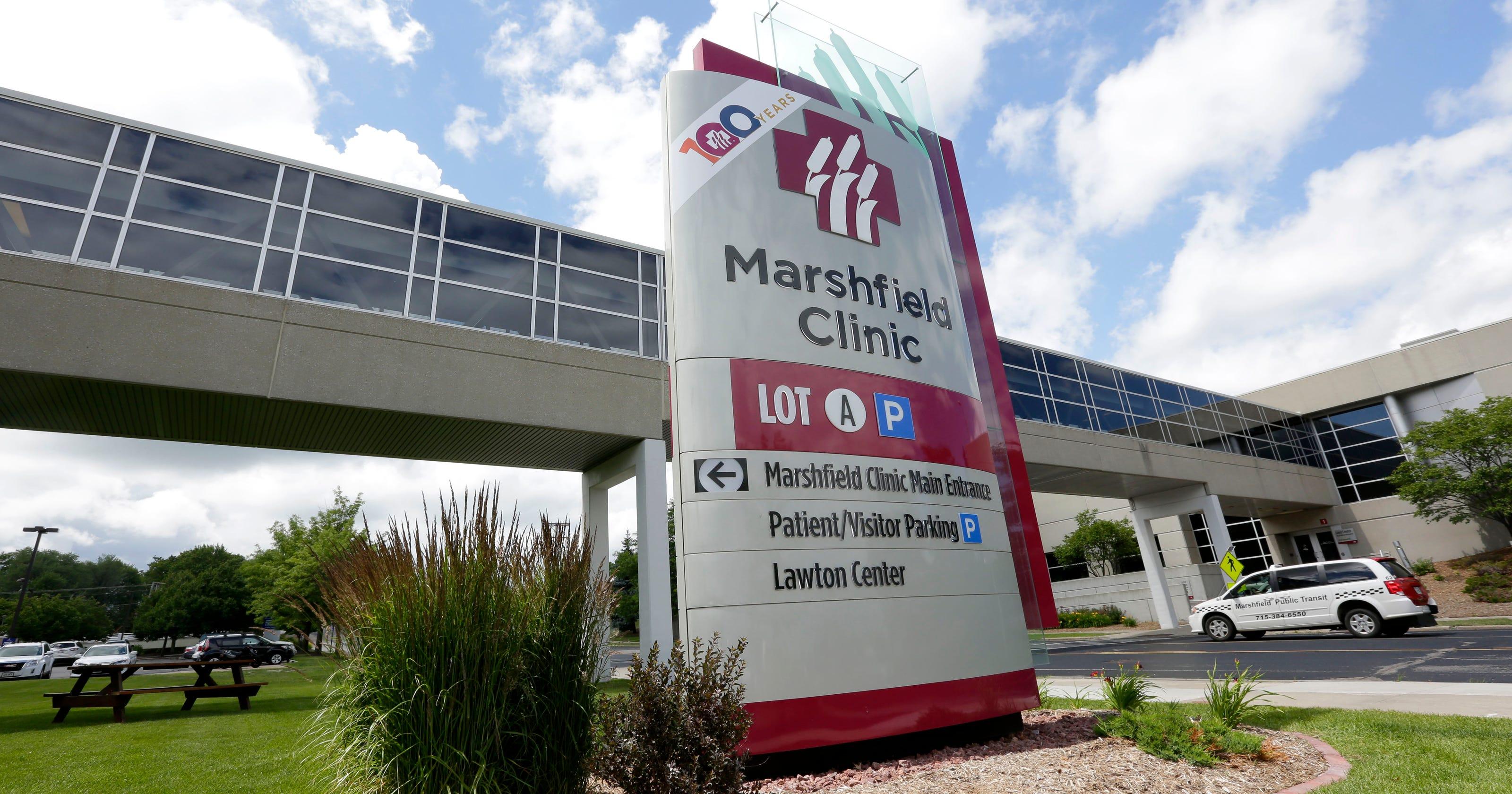 Marshfield Clinic Seeks To Borrow 1 Billion