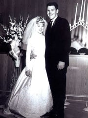 Mr. and Mrs. Bill Mount -- 1964