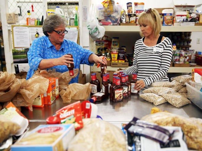 St Matthews Food Pantry