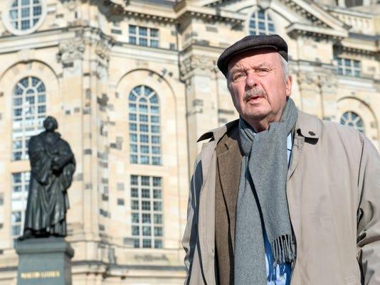 Germany Dresden Firebombing