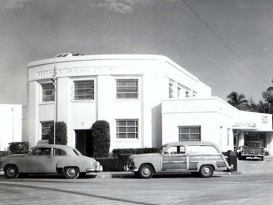 In 1948, asizable addition or wing had been built