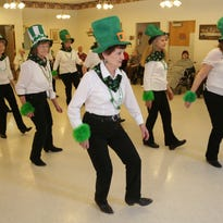 The line-dance group Silver Liners performs in 2013 at the Marywood Convalescent Center in Wausau. The Aging & Disability Resource Center in Wausau help older Americans stay active and live independently.