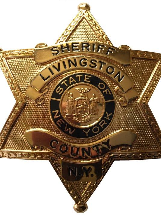 Livingston County Sheriff's Office badge