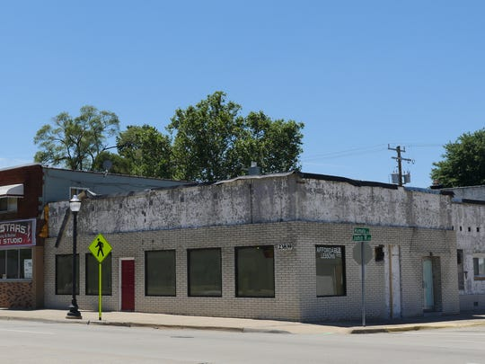 Local photographer Joe Vaughn has purchased the building