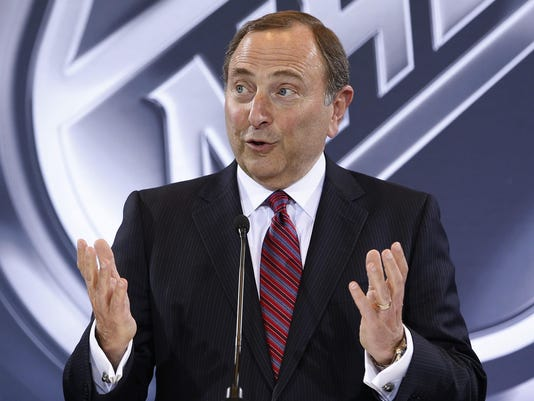 NHL Concussion Case Bettman Hockey