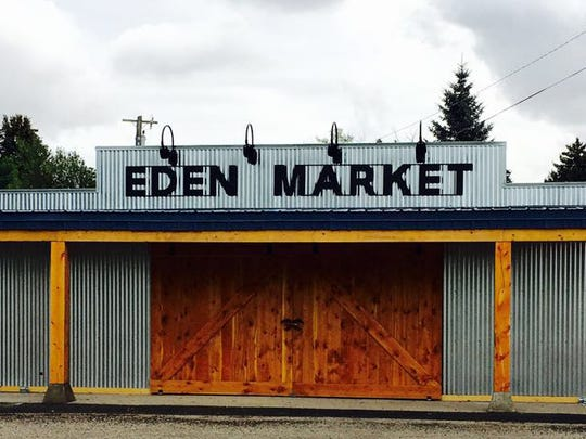 The Eden Market is set to open at the end of September.
