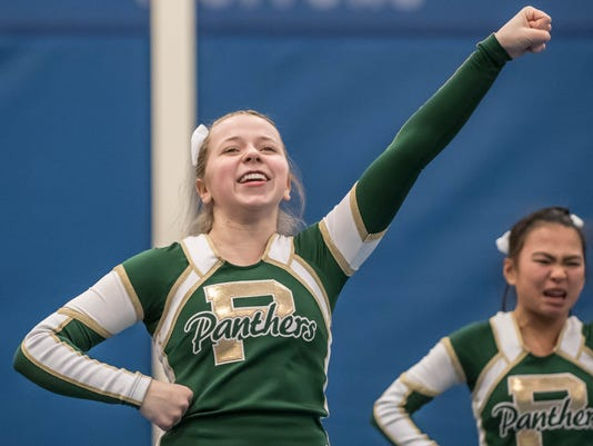 Cheer Competition 9