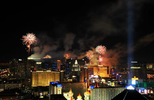 Las Vegas guide to New Year's Eve