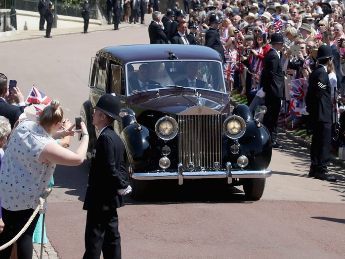 Cars Of The Royal Family