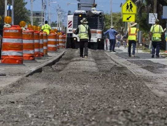 Higher road construction costs are leading to a higher