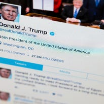 Trump tweet attacks media, Democrats, and Obama foreign policy