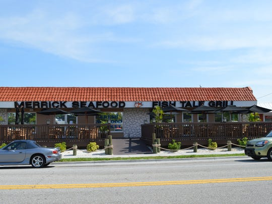 Merrick Seafood Market and Fish Tale Grill in Cape Coral are both owned and operated by Kerry and Patrick Krieg.