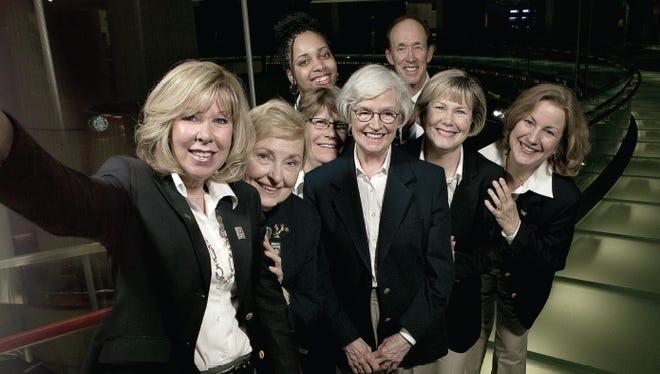 GM Ren Cen customer service team: ambassadors, historians and pure Detroiters.