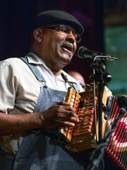 "Lawrence Ardoin and Tradition Creole are part of the ""Zydeco, La-La, Ya-Ya"" event Saturday at Angelle Hall on the UL campus."