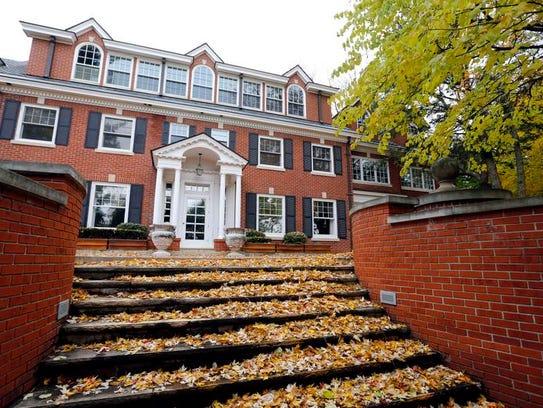 The former Van Orsdel home in Des Moines was sold in