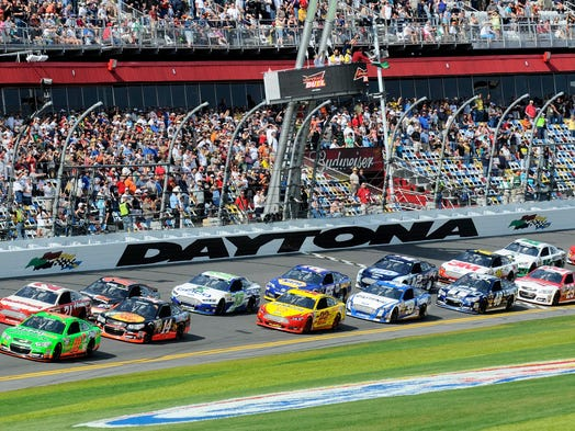 The most memorable moments of NASCAR's 2013 season -- from the Daytona 500 to the finale at Homestead-Miami Speedway.