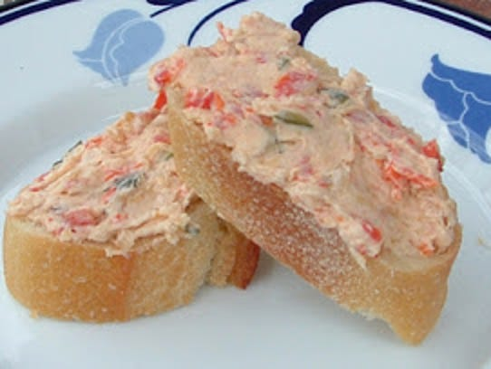 Roasted Vegetable Spread