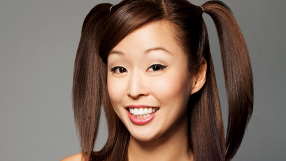 Esther Ku performs July 28-31 at Off The Hook Comedy
