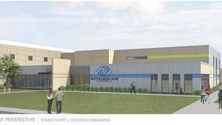 The Boys & Girls Club of Noblesville expects to begin construction on a new club building in 2017. The new building would include a gym, a dedicated cafeteria and green space for outdoor activities.
