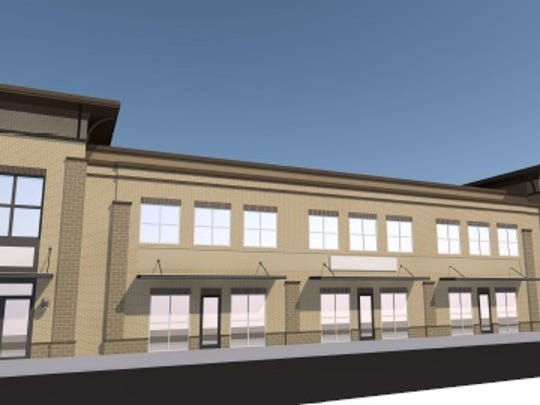 Local real estate agent Steven Dotson plans to build Gateway Corner, a 19,000-square-foot commercial center to be located at the corner of Medical Center Parkway and Gateway Boulevard in Murfreesboro.