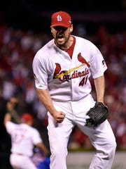Abilene High's John Lackey was known for his competitive nature on the mound. He pitched in the Major Leagues for 15 years, winning three World Series titles and will be inducted into the Big Country Athletic Hall of Fame Class of 2019 on Monday.
