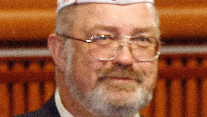 Karl Rohde, director of the Putnam County Veterans Service Agency