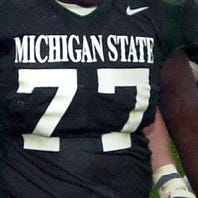 'Who wore it best' at Michigan State: No. 77