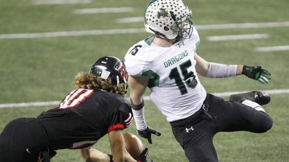Defensive back Andy Chelf is the second commitment in the 2015 class
