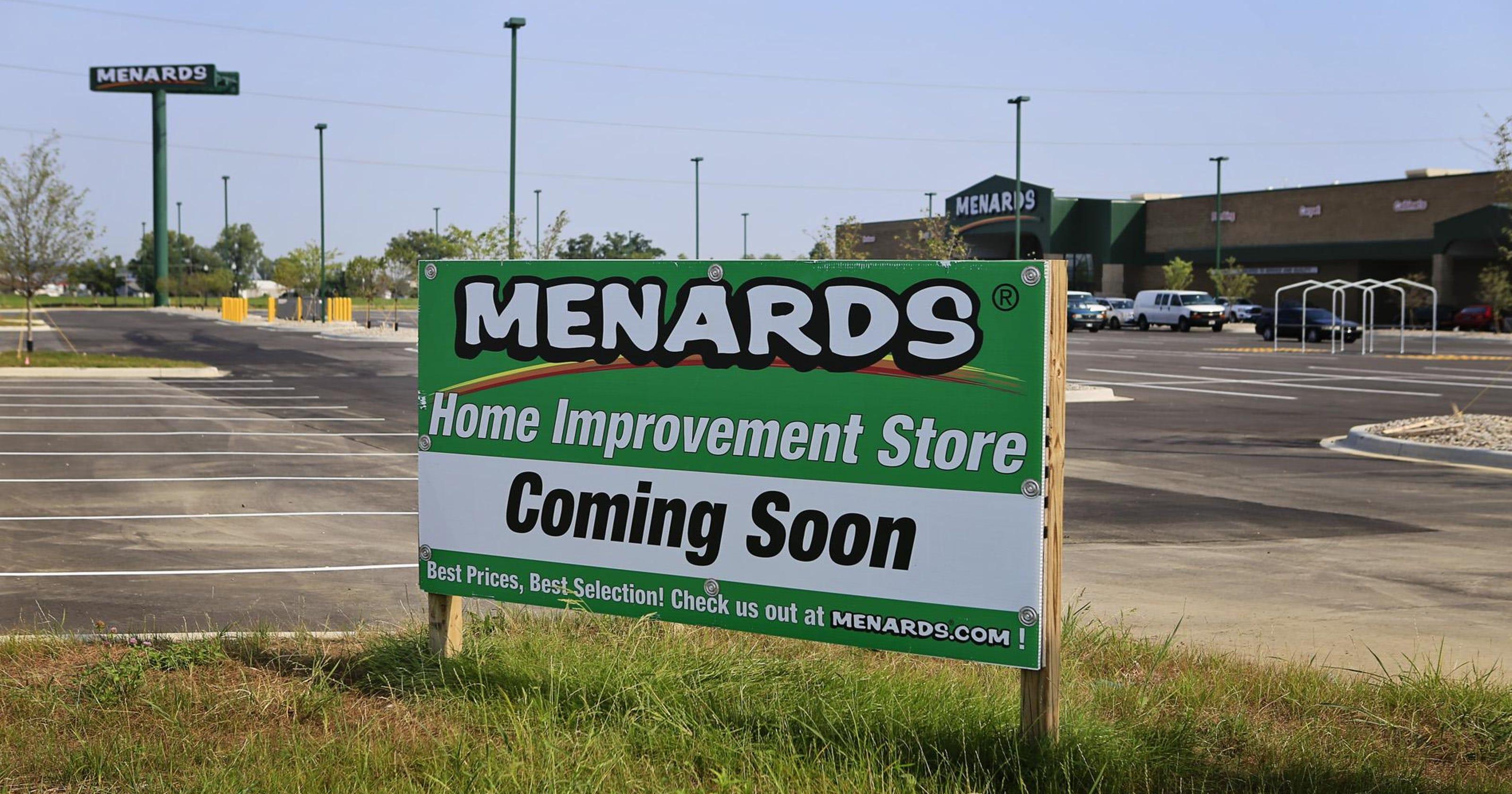 Plans for Louisville's first Menards advance