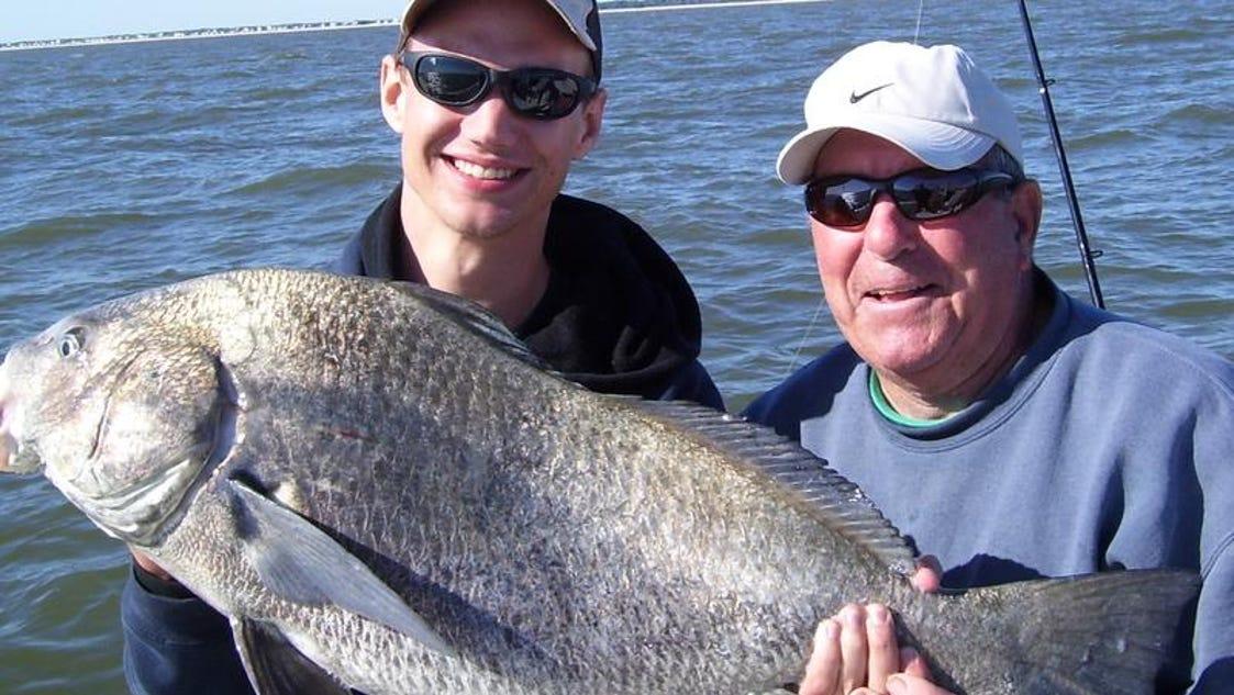 Delaware regional fishing report for Usa fishing report