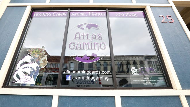 Atlas Gaming at 25 N. Main St., in Fond du Lac is set to open Sunday.