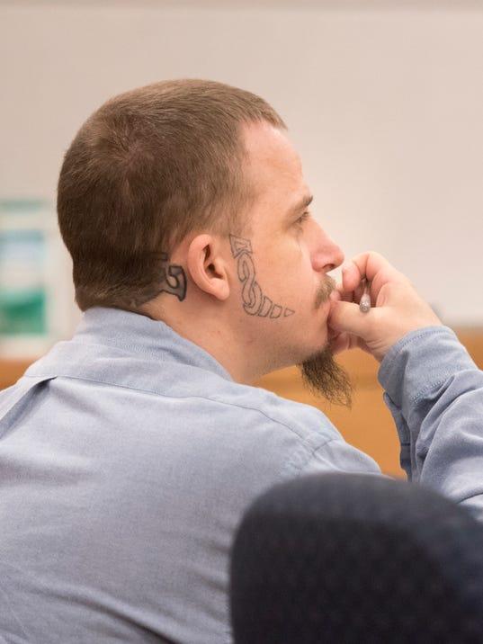 Robert Hunt trial