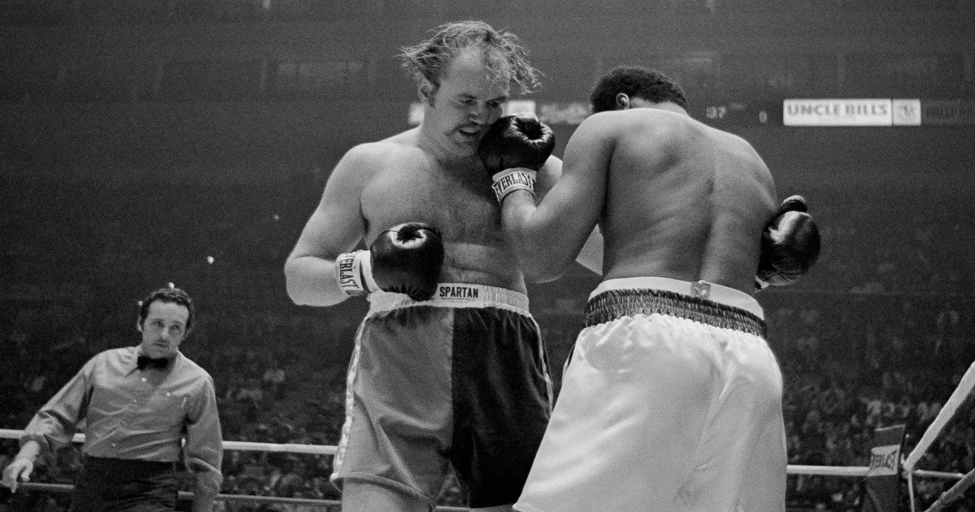 Chuck': Five things you should know about the real 'Rocky' Chuck Wepner