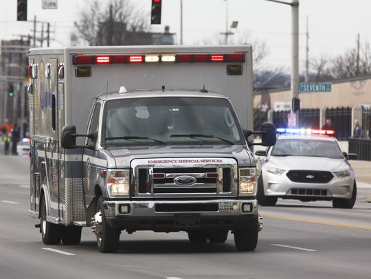Ambulance EMS
