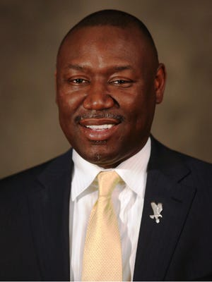 Benjamin Crump, founder of the Tallahassee-based law firm Ben Crump Law.