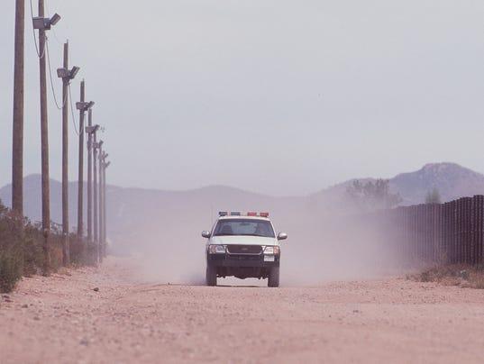 Border at Douglas