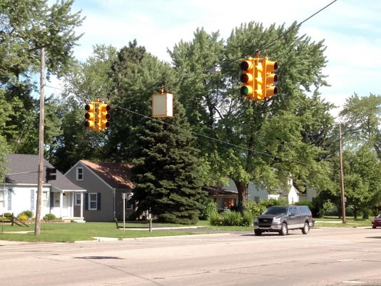 Lyndon and Inkster intersection
